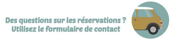 rentalcars formulaire reservation