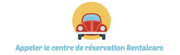 rentalcars reservation telephone