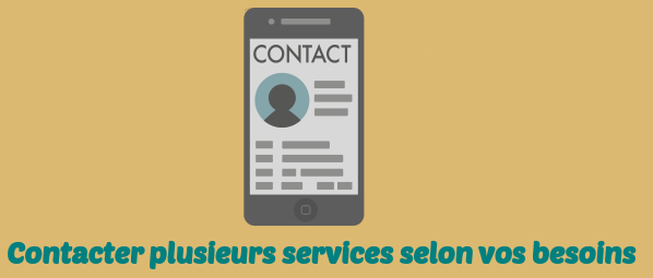 Laydernier contact services
