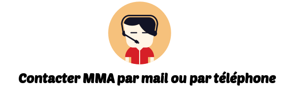contact mma mail telephone