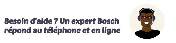 contact expert bosch