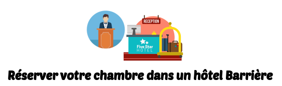 reservation hotel Barrière