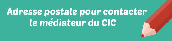 Contact CIC
