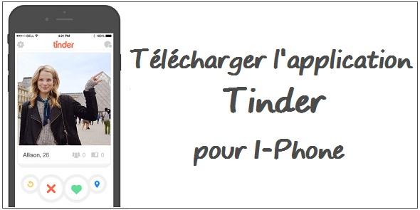 appli Tinder