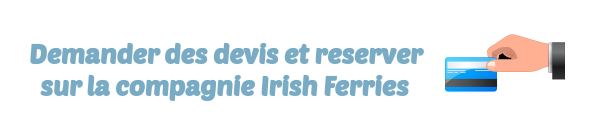 reservation Irish Ferries