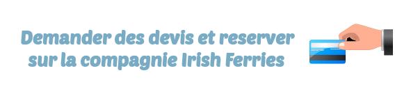 reservation Irish Ferries