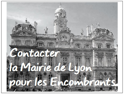 Contact Encombrants Lyon