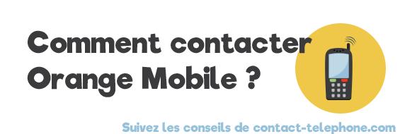 contact orange mobile pour particuliers et pro. Black Bedroom Furniture Sets. Home Design Ideas