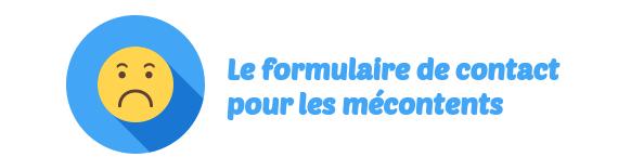 formulaire IDTGV