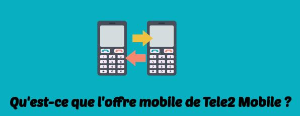 offre mobile Tele2 Mobile