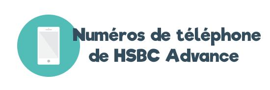 telephone HSBC