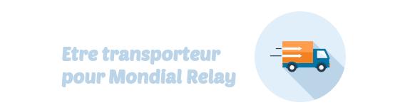 transporteur mondial relay