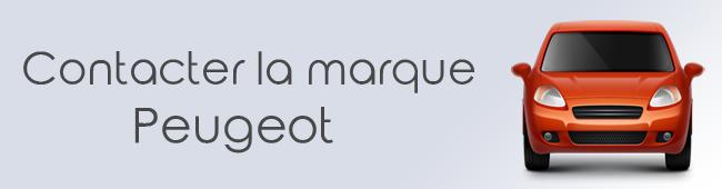 Contact Peugeot