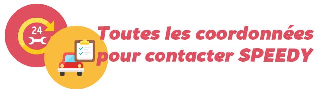 Contact Speedy