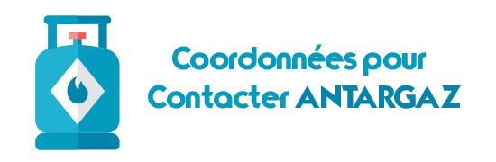 Contacter Antargaz