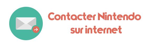 Nintendo contact
