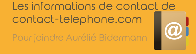 Telephone Aurelie Bidermann