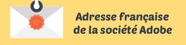Adobe Adresse