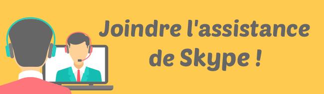 Assistance Skype