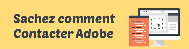 Contact Adobe