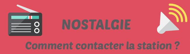 Contact Nostalgie