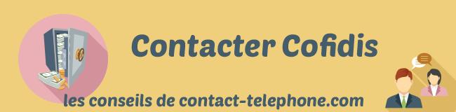 Contacter Cofidis