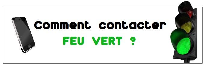 Contacter Feu Vert