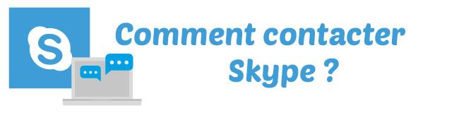 Contacter Skype