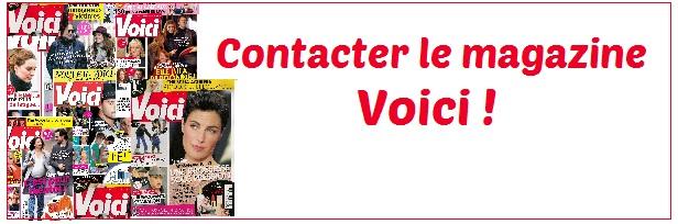 Contacter Voici