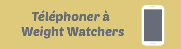 Weight Watchers Telephone