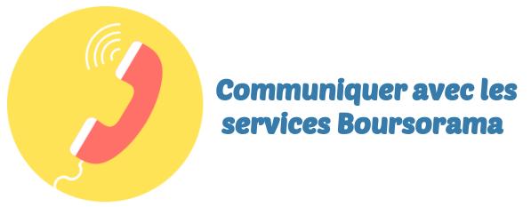 boursorama contacts services