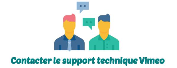 support-technique-vimeo