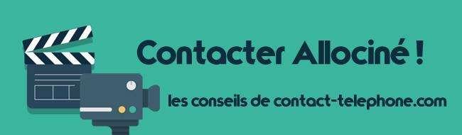 Allocine Contact