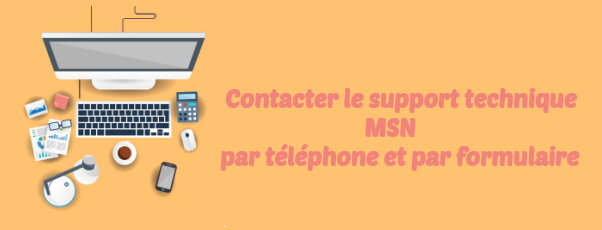 Contact msn telephone formulaire