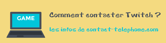 Contacter Twitch