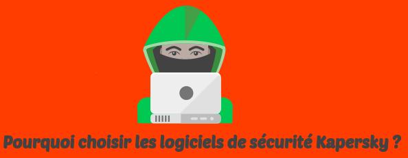 Kapersky logiciels securite