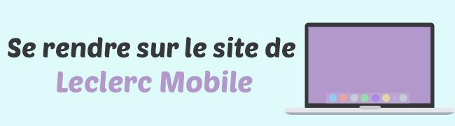 Mail Leclerc Mobile