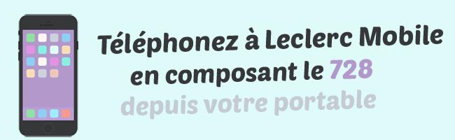 Numero Leclerc Mobile