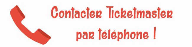 Ticketmaster Telephone