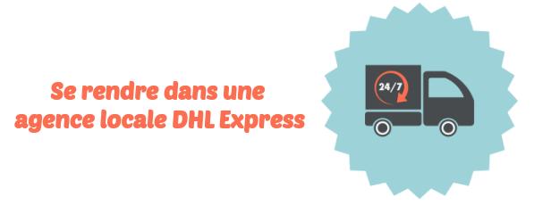 agence DHL Express