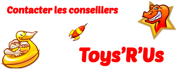 contacter ToysRUs