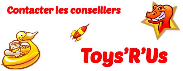 contacter ToysRUs