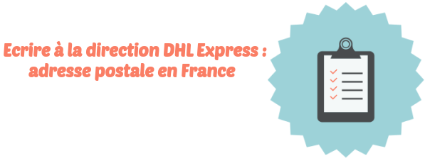 ecrire direction DHL Express