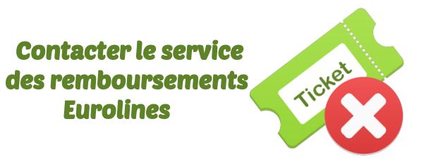 eurolines remboursements
