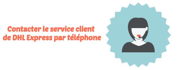 service client DHL Express
