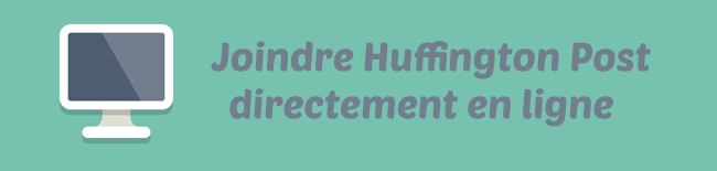 Adresse Huffington Post