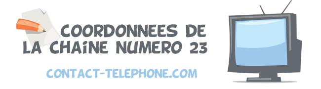 Telephone Numero23