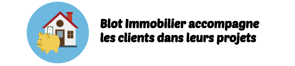 blot immobilier agence
