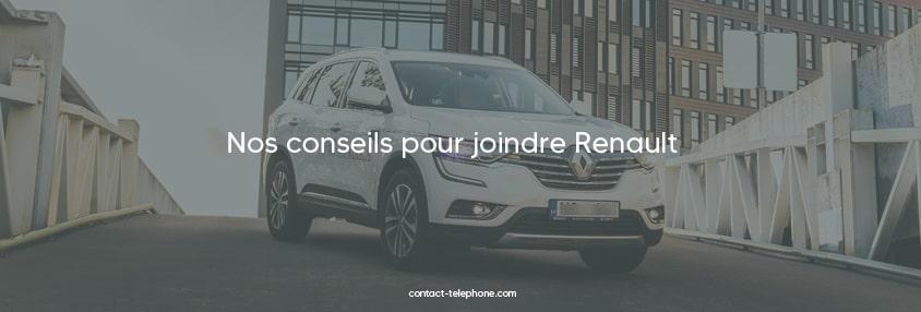 Renault telephone adresse