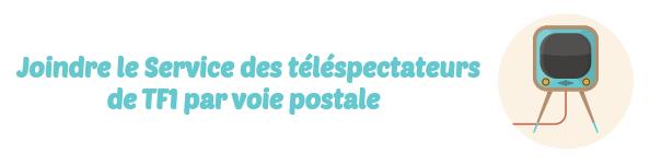 Service telespectateurs TF1